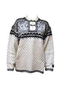 6be7cc42 Tradisjonell genser som passer til alle.