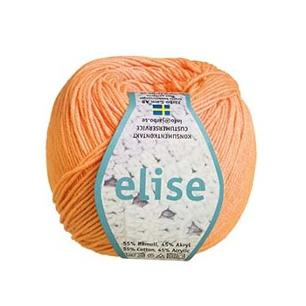 3fda88eaaa4 Elise 50g, 69208 Pastell Aprikos
